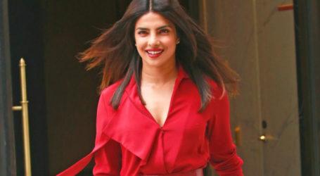 Priyanka Chopra will be seen in a Bollywood film next year