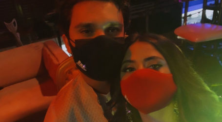Sajal Aly shoots down divorce rumours with Ahad Raza, uploads selfie together