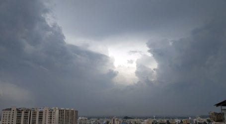 Karachi's northern parts may experience light rain, strong winds