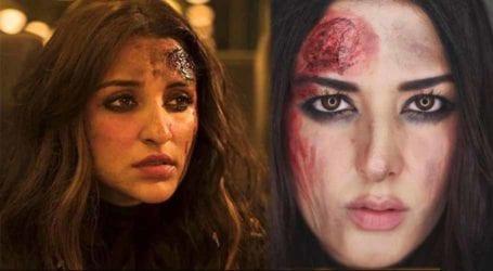 Parineeti Chopra praises Makeup Artist Natasha for recreating her 'The Girl on the Train' look