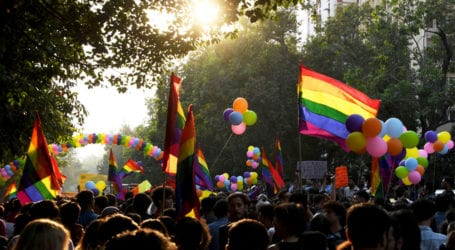 Why are participants in 'Aurat March' promoting homosexuality?