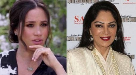 Meghan Markle is using race card to gain sympathy: Simi Garewal