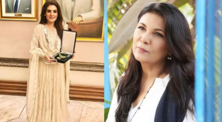 Do senior actors have such demeaning remarks for juniors? Resham reacts to Sakina Samo's comment