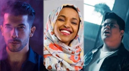 Shamoon Ismail features in US Congresswoman Ilhan Omar's Spotify playlist