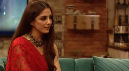 Women should raise voices for rights while staying at home, not on streets: Maya Ali