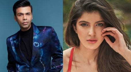 Karan Johar to launch Sanjay Kapoor's daughter Shanaya in Bollywood