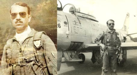 1965 war hero MM Alam remembered on his eight death anniversary