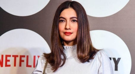 Actress Gauahar Khan booked for filming movie after testing COVID-19 positive