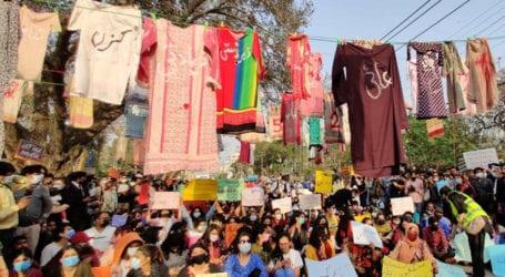 After Peshawar, case lodged against Aurat March organizers in Karachi