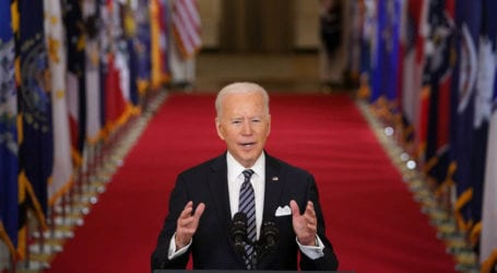 Biden to end vaccine priority, make all adults eligible by May 1