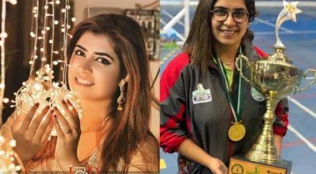 Meet Rameesha Adil Khan, a proud power-lifting Pakistani gold-medalist