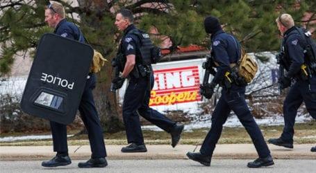 Ten killed in Colorado supermarket shooting