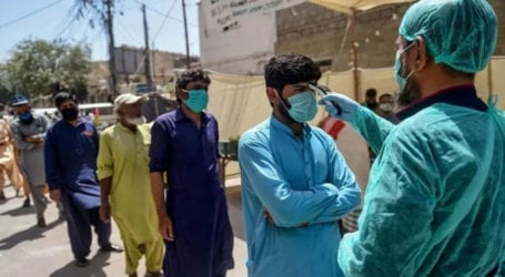 Pakistan reports 2664 COVID-19 cases, 32 deaths