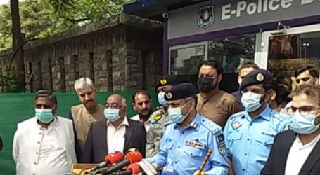 IGP inaugurates first e-complain desk to facilitate citizens in Islamabad