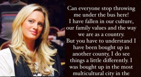 'Spread love, not hate': Shaniera Akram says she sees things differently