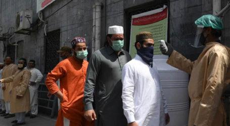 Dozens of cases registered for not wearing masks in Lahore