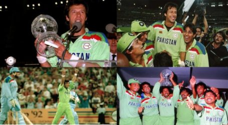 In Pictures: Reliving the Imran Khan-led historic World Cup 1992 triumph