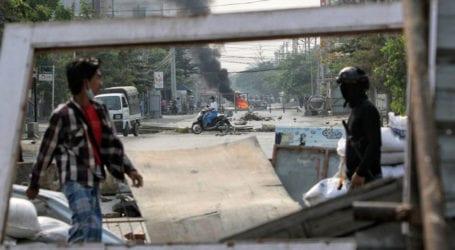 EU imposes sanctions on Myanmar military generals