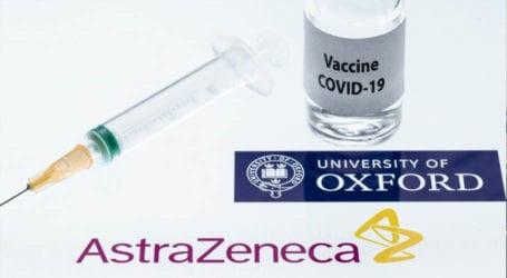 EU drug regulator backs AstraZeneca vaccine