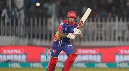 PSL-2021: Karachi Kings beat Peshawar Zalmi by six wickets