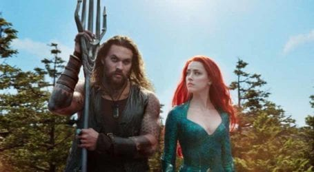 Actress Amber Heard fired from Aquaman's sequel after failing physical exam