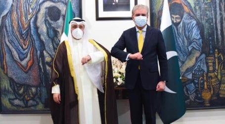 Pakistan, Kuwait agree to expand bilateral ties