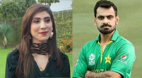 Don't poke your nose in politics: Hina Butt lashes out at Hafeez