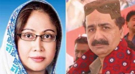 SHC suspends Faryal Talpur, Asad Sikandar's membership over dog bite cases