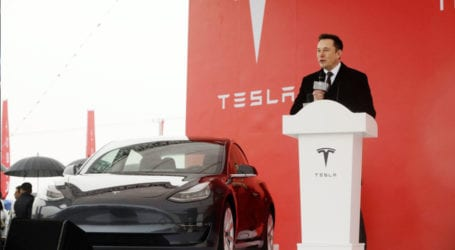 Tesla would be shut down if its cars spied in China: Musk