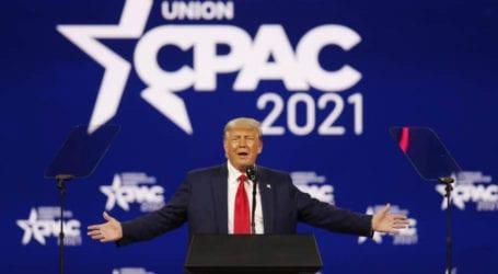 Trump hints at 2024 presidential bid, repeats false victory claims