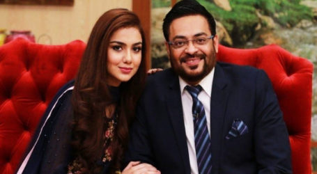 Tuba is my only wife: Aamir Liaquat clears air about alleged 'third' marriage
