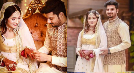 After Kanwal-Zulqarnain wedding, another TikTok couples tie the knot