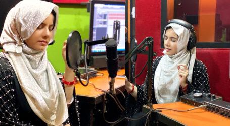 Rabi Pirzada records 'Naat' ahead of Ramzan