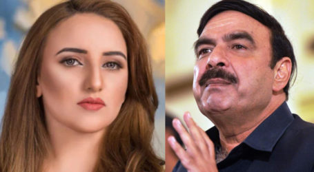 Hareem Shah reveals Sheikh Rasheed did not 'marry' because of her