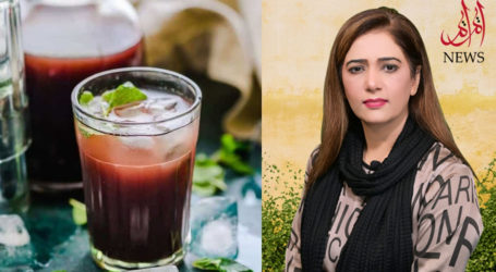 Ramzan and Summer? Try This Refreshing 'Garmi Ka Sharbat'