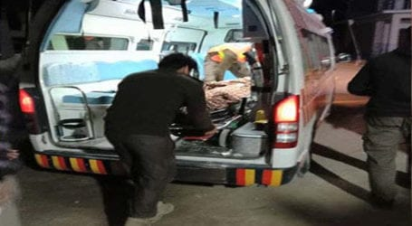 ATC judge, wife, two children killed in Swabi armed attack