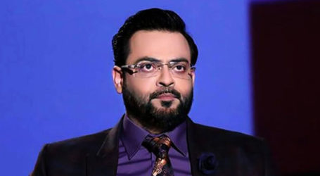 Aamir Liaquat releases unapologetic video for haters