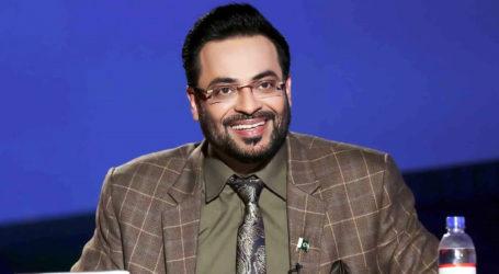 Aamir Liaquat's new Ramzan resolution; promises to never do 'nagin' dance