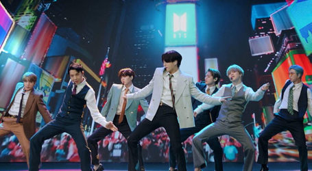 BTS and YouTube announce 'Permission To Dance' challenge