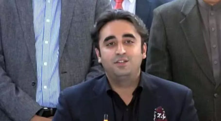 Press freedoms have been chained by PTI regime: Bilawal