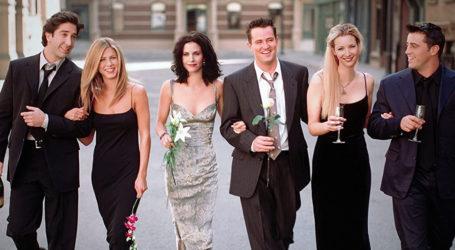 'Friends' wraps up shooting reunion special episode