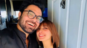 Yasir Hussain shared the joyous news with his fans and penned down an emotional note