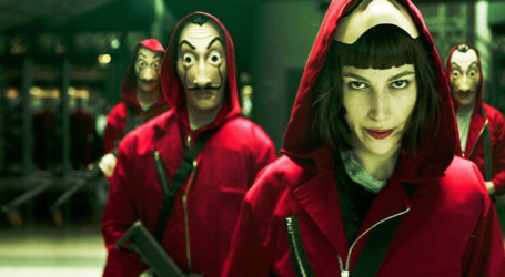 'You're going to freak out' says Money Heist star on final season