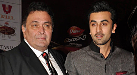 Ranbir Kapoor wishes he was more 'friendlier' with his father Rishi Kapoor