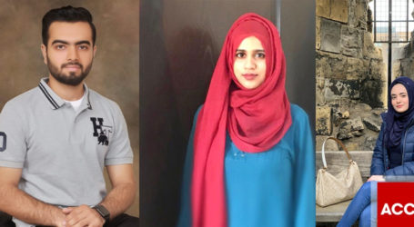 Three more Pakistani ACCA students score highest marks in the world