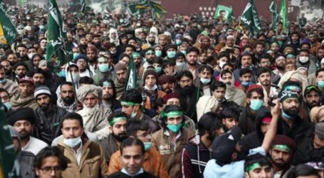 TLP leaders convinced to end protest after lengthy negotiations
