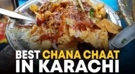 Meet Karachi's 55-year-old chaulay wala