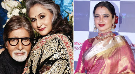 Rekha's humourous reply over falling for a married man wins the internet