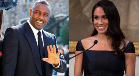 She had no choice but to speak out: Idris Elba supports Meghan Markle's interview