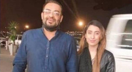 Stop me if you can: Haniya Khan threatens Aamir Liaquat